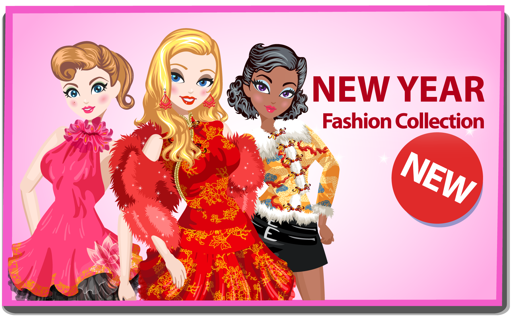 Star Girl Welcome The Lunar New Year In Style With Star Girl S New Year Fashion Collection